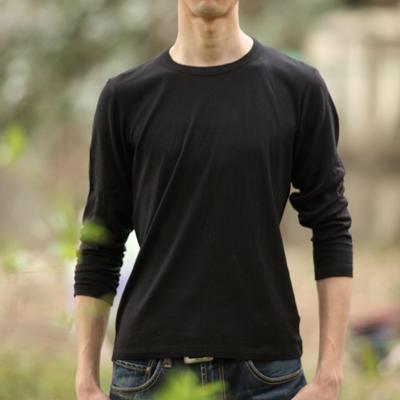 竹布 長袖Tシャツ【男性用】