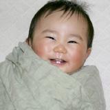 竹布(TAKEFU)竹の二重大判ガーゼストール 清布(すがしぬの)を赤ちゃんのおくるみに