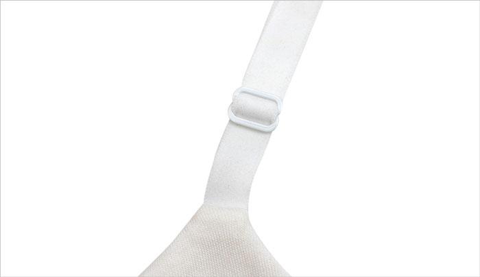 肩紐調節可能なTAKEFUのファーストブラ
