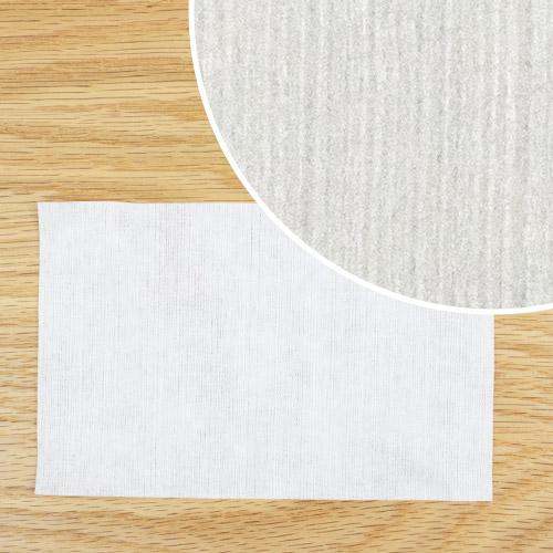 TAKEFU100%でできているインナー用マスクシートは、花粉や同程度の大きさの粒子なら、94%も防ぐすぐれもの。