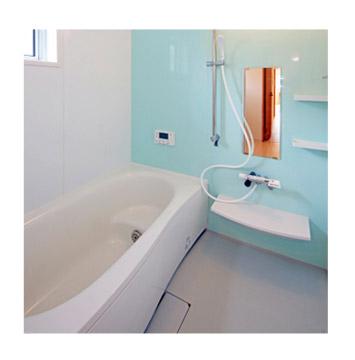 お風呂の防カビやトイレの除菌・消臭・銀イオンコーティング