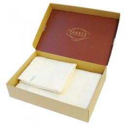 竹布タオル2枚セット