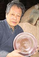 備前焼 日展作家 岡本徹正先生