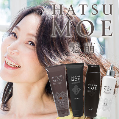 髪萌 HATSUMOE
