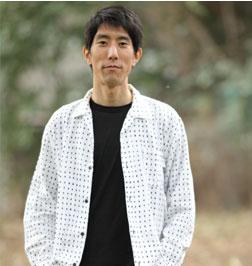 竹布長袖Tシャツ