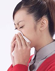 辛い花粉にもMSM